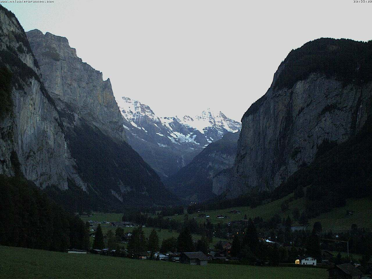 Lauterbrunnen BE